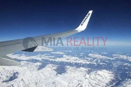 Lety do Alicante v roce 2021